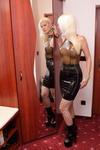 Honeyhair at German Fetish Ball 2009 - #037