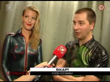 Honeyhair and Rikapt in JOJ TV