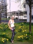 Honeyhair at Fetish Evotuion Essen - spring time