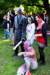 Honeyhair, zombiewalk - #28