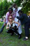 Honeyhair, zombiewalk - #30