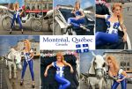 Honeyhair From New York to Montreal and Back - #95