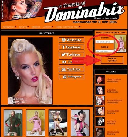 Dominatrix 2016
