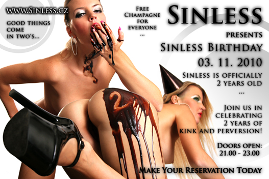 Sinless - 2nd Birthday